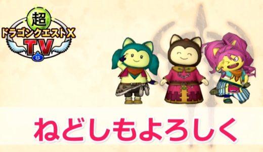 『超DQXTV忘年会スペシャル2019』で配布されたプレゼントのじゅもん まとめ