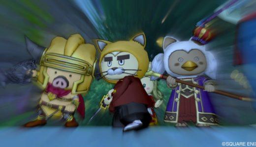 【テンの日】DQコスプレカーニバルが大盛り上がり!★2