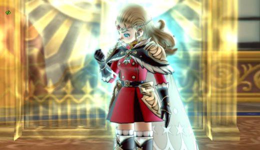 v5.3でのアンルシアは「王家の迷宮での修行を終えてパワーアップ」という設定らしいから最強に育ててきた