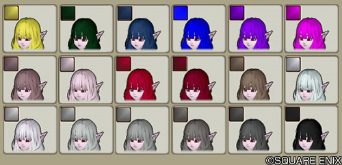 【v5.3】新色18カラーが使えるようになるクエストNo640「美容師のプライド」進め方