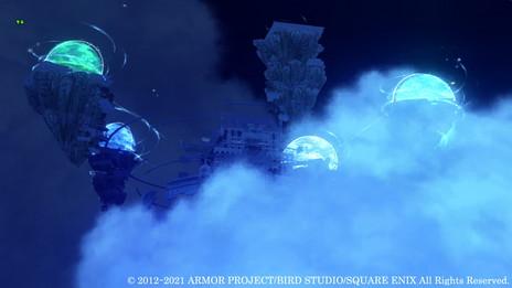 """【6.0】「ドラゴンクエストX 天星の英雄たち オンライン」の舞台は天使が暮らす浮遊都市""""天星郷フォーリオン""""。新職業""""海賊""""も登場"""