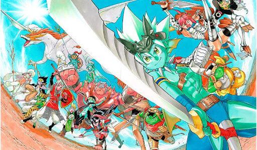 漫画「蒼天のソウラ」18巻が10月4日に発売! ストーリーってどのくらい進んでるの?
